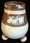 Nicoya Tripod Vessel