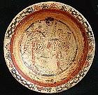 Mayan Jaguar Plate