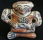 Nicoya Hunchback Effigy Figure