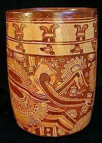 Mayan Cylinder