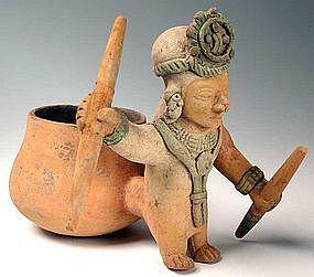 Jamacoaque Warrior