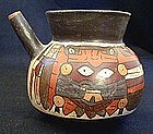 Nazca Spouted Vessel