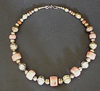 Sri Lankan Coral Necklace