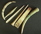 Ancient Chinese Bone Artifacts