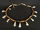 Chin bone necklace