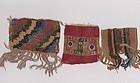 Nazca Tiahuanco Textiles