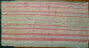 Vietnam War Era Lao Textile