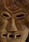 Yao Wooden Ritual Mask