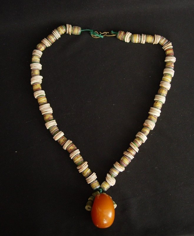 African Trade beads
