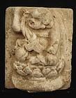 Tang Dynasty Figural Bricks