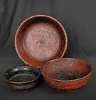 Tibetan Burlwood Bowls