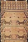 Tujia blanket panel
