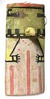 Hopi Polychrome Wood Flat-Style Kachina Doll