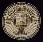 Hopi Palik Mana Wicker Tray