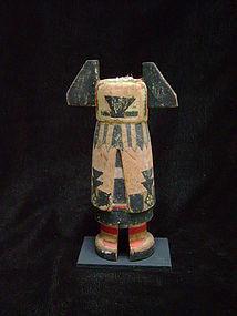 Hopi Angwusnasomtaqa or Tumas Crow Mother