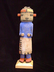 Hopi Mona Kachina River or Thunder Kachina
