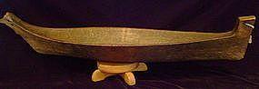 """Nootka Feast Dish c.1850-60"""