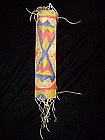 Sioux Cylinder Parfleche c. 1890