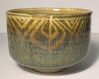 Formal Style  Iron Yellow Teabowl (1149tb)
