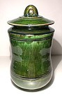 ORIBE KUSHIME COV. JAR WITH RING KNOB
