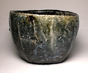 TAMBA HIKIDASHI-CHAWAN BY IMANISHI MASAHIKO