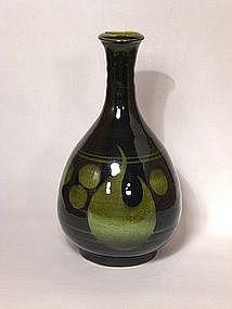 Resist Design Harmony Pattern Vase