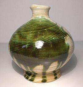"Hakeme ""Kwatz"" Splash Vase"