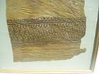 Coptic Textile 3d-7th Century Egyptian