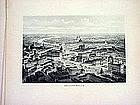 Two German Engravings-Berlin-Lindau-1860s