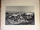 Two German Engravings-Trier-Numberg-1860s