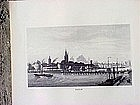 Two German Etchings-Coeln-Altena