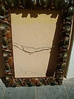 Italian Carved Wood Venetian Frame/Mirror ca 1800