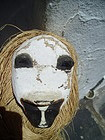 Ritual Amazon Spirit Mask South American