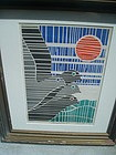 Puerto Rican Lithograph Signed Edition