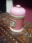 19thc French Dome Apothecary Jar