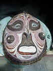 Lge Antique Oceanic Lodge Ancestral Mask