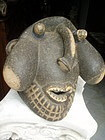 Antique African  Bafute Cameroon Dance Mask