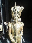 French Bronze Napoleonic  Guard Soldier Sgnd  Fdry