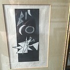 French Lithograph by Georges Braque  Sgnd  Artist Proof