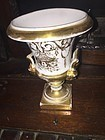 19thc French Porcelain Old Paris Classic Urn 1860