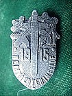Austrian War Badge--1915
