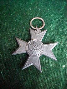 German WWI  Badge-War Effort--ca 1914