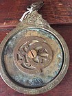 17thc Persian Bronze Astrolobe