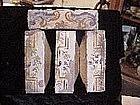 Spanish 18th century Tiles.