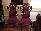 Chairs, Victorian Pair