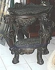 Table, Carved 140 yrs Italian