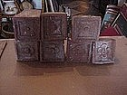 Impressed terra cotta bricks (9)