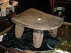 African stool, Senofue