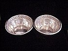 Silver Bowls, Peruvian
