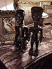 Ashanti figures (pair)